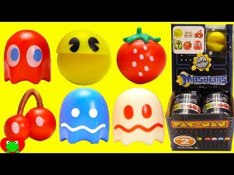 Genie Opens Pac Man Mashems Series 2