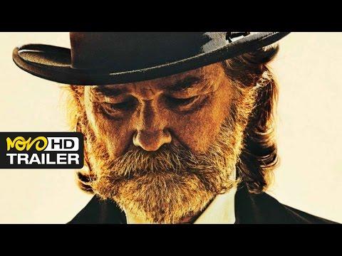 Bone Tomahawk Official Trailer - Zahn McClarnon, Kurt Russell 2015 [HD]