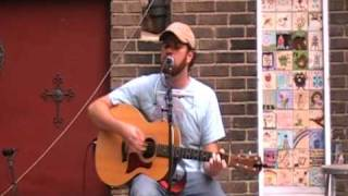 """Conformity is the New Rebellion"" by Justin Parson Live at the Oil City Indie Fest on June 13, 2009"