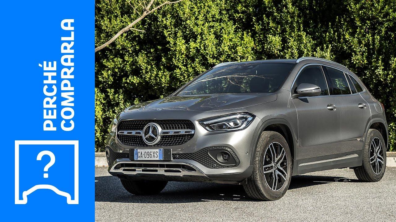 Mercedes GLA (2020) | Perché comprarla... e perché no
