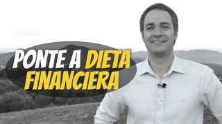 cómo solucionar los problemas de dinero Ponte a dieta financiera