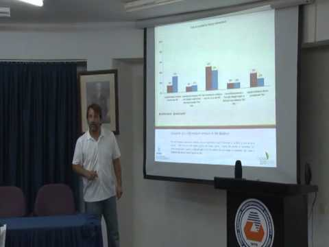 Cyprus Conflict and Future Scenarios (Lecture by Prof. Ahmet Sözen) - part 2
