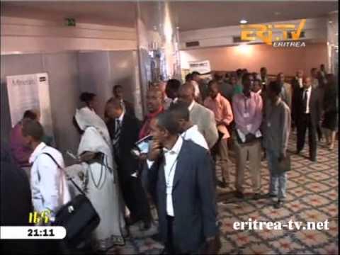 Eritrean News - 4th Mining Conference in Asmara by Eri TV