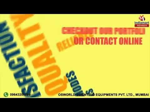 Laboratory & Medical Equipments By Osworld Scientific Equipments Pvt. Ltd., Mumbai