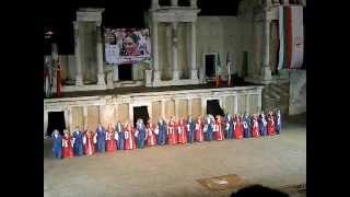 the turkish ensemble tuana from ankara