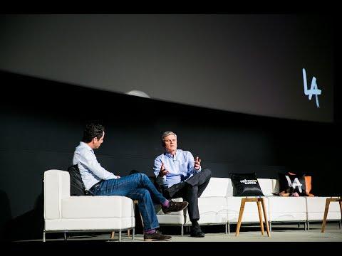 Steve Case Interview with Jon Steinberg | Upfront Summit 2018