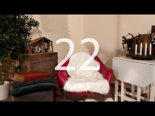 Adventskalender 2020: Del 22 av 24