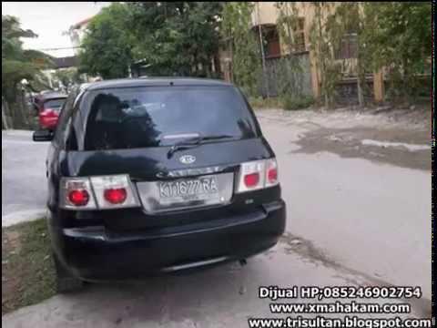 Dijual Mobil Kia Carens Ii 2004 Se Samarinda Hp 085246902754 Http