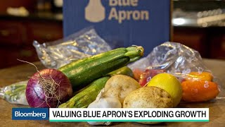 Why Blue Apron's Stock Fizzled in Debut