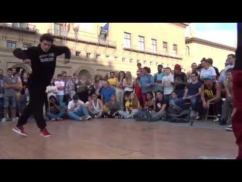 [Cuartos] Lil Master Freak VS Akira - ZJZ Bboying Battle 2014