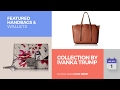 Collection By Ivanka Trump Featured Handbags & Wallets