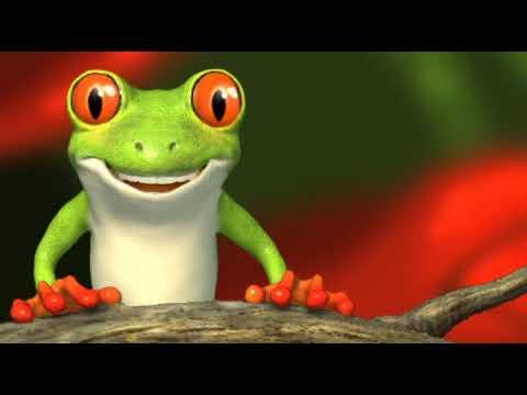 [Comptines de la grenouille] [1] # Un jour la troupe campa AAA