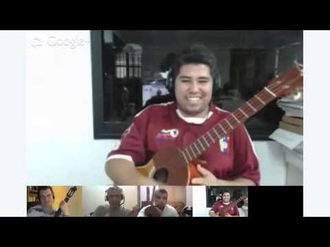 Clase de Cuatro Venezolano. Roberto Sanchez - La Negra Atilia