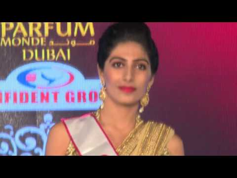 Miss South India 2016 - Saree Round