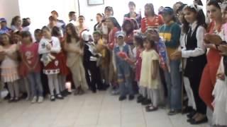 1 Iunie. de ziua copilului, la şcoala generală Râu Alb. 2