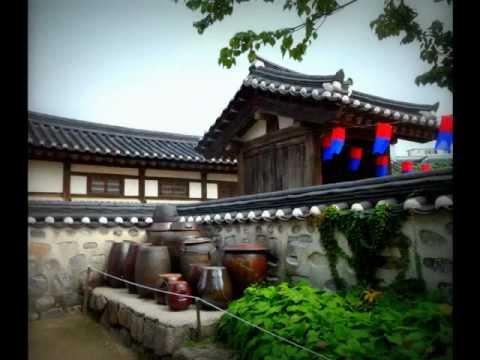 Seoul Tour-Namsangol Hanok Village