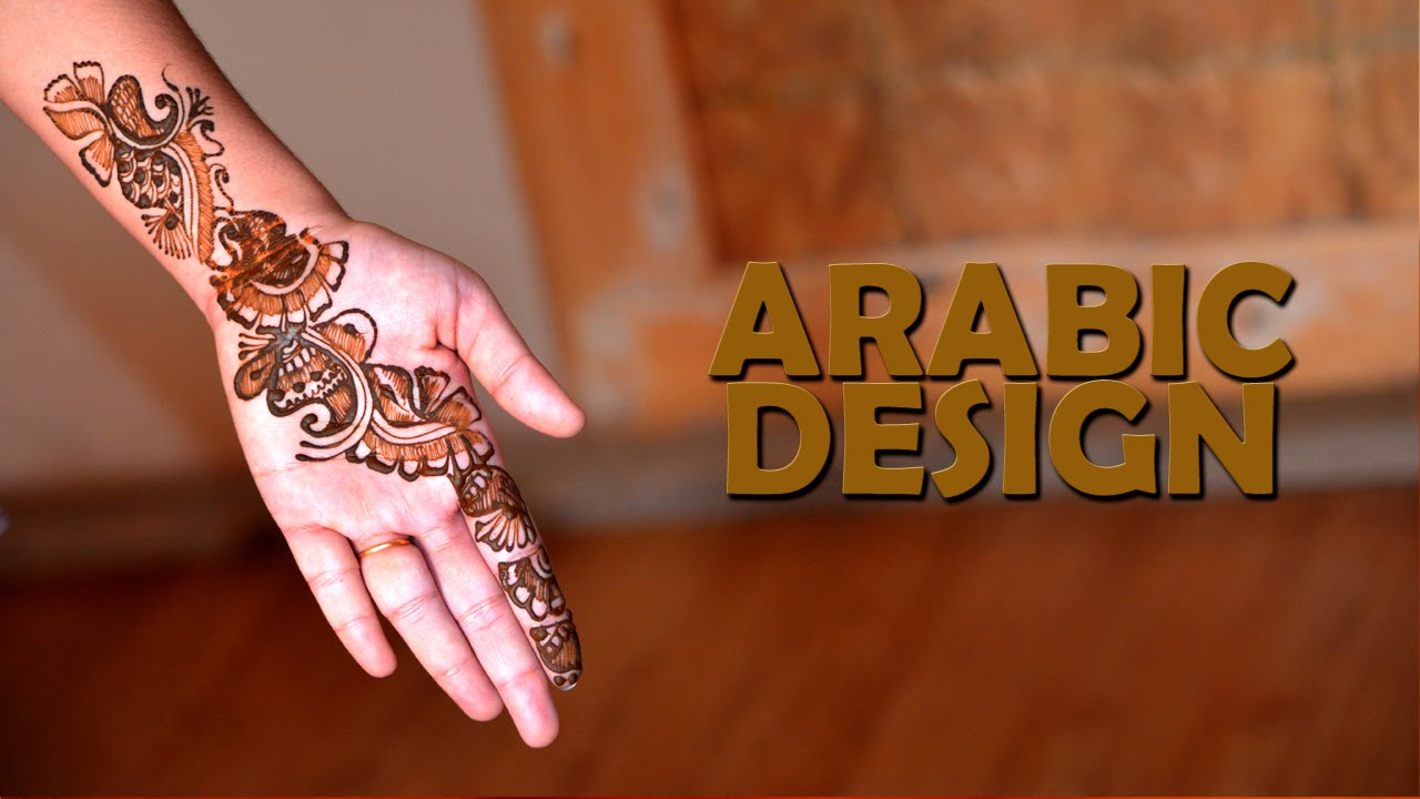 Mehendi design 2014 simple mehendi designs heena mehendi youtube