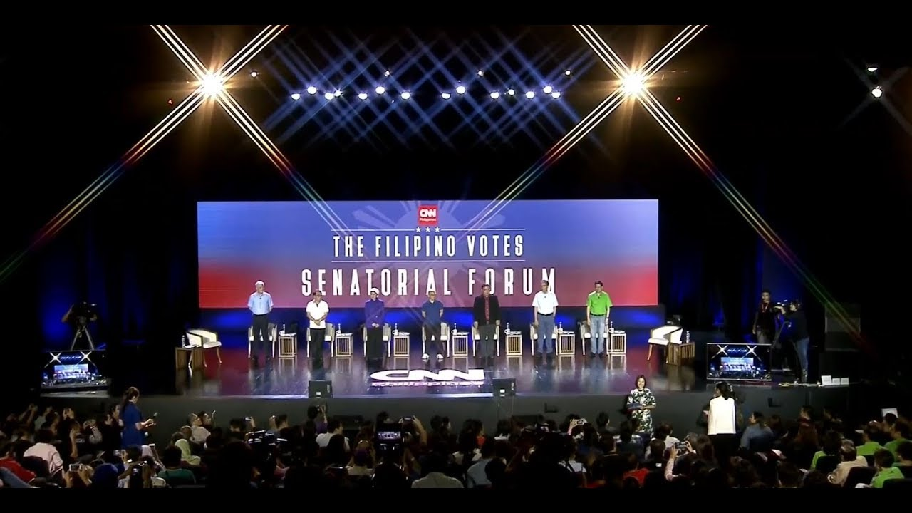 The Filipino Votes: Senatorial Forum Part 2