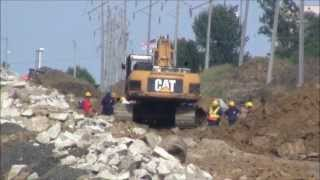 2013-07-05 Worker Dies in Construction Accident - Waterloo, Iowa - Myke Goings - KMDG