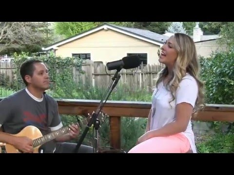 Maren Morris - My Church Acoustic Cover - Toree McGee
