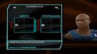 NBA 2K10 How to make Michael Jordan For PC Game