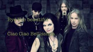 Nightwish - Bye Bye Beautiful (testo e traduzione)