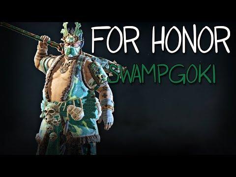 [For Honor] Swampgoki