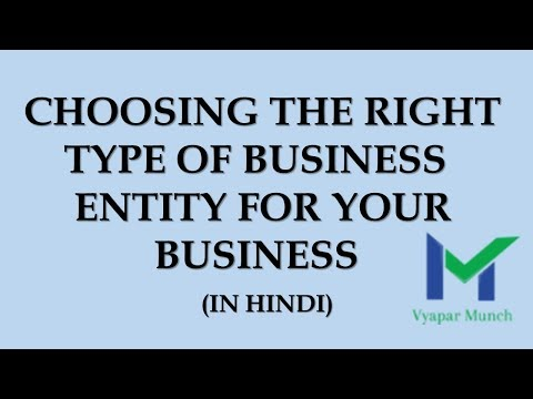 Types of Business Entity | Private Limited | LLP | Partnership Firm | Public Company | OPC
