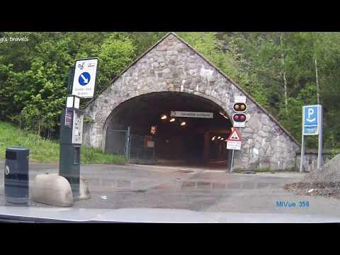Norway Nature - Drammen Norway Spiral Tunnel