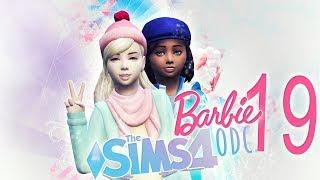 Przyjaźń Aurory i Tiany - The Sims 4  Barbie  odc 19 s. 2