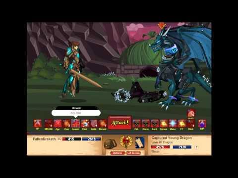 DragonFable Classes #1 - Chronomancer