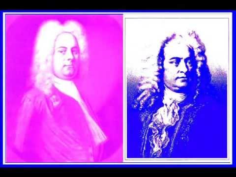 G.F .HANDEL WATER MUSIC  Suite  I       2 ADAGIO E STACCATO