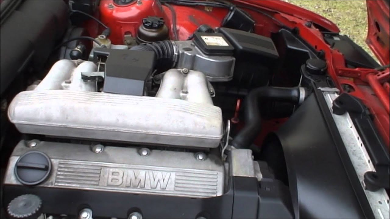 Bmw 318i E30 M40 Exhaust Youtube