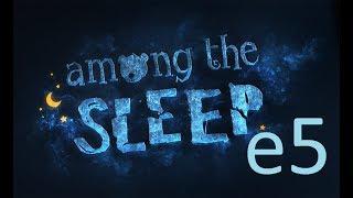 Among the Sleep. Прохождение. Часть 5. Пролог (DLC).