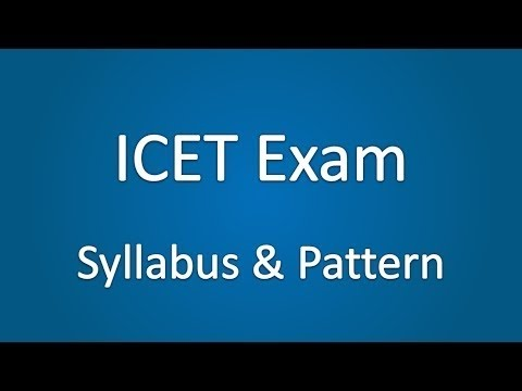 ICET EXAM TIPS AND TRICKS AND EXAM PREPARATION FOR AVERAGE STUDENTS TO GET MORE THAN 100 MARKS