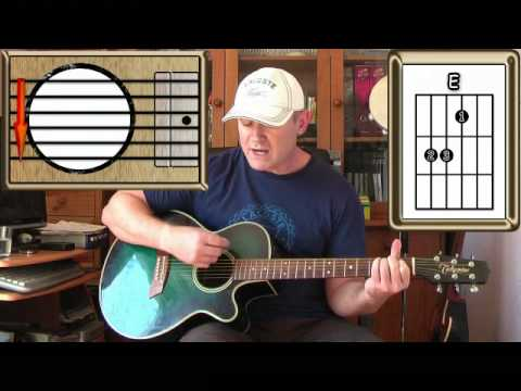 A Groovy Kind Of Love - The Mindbenders / Phil Collins - Guitar Lesson