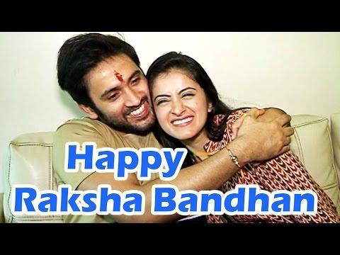 Mishkat Verma & Mihika Verma's special bandhan