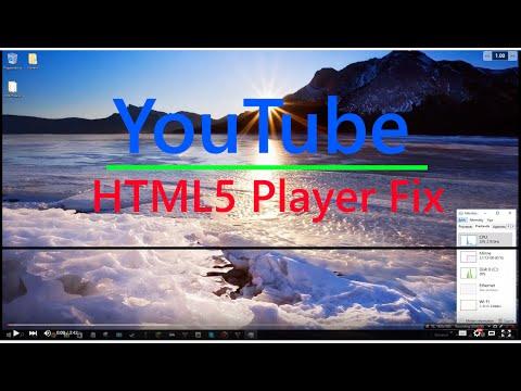 Disable youtube html5 player – дополнения для firefox.