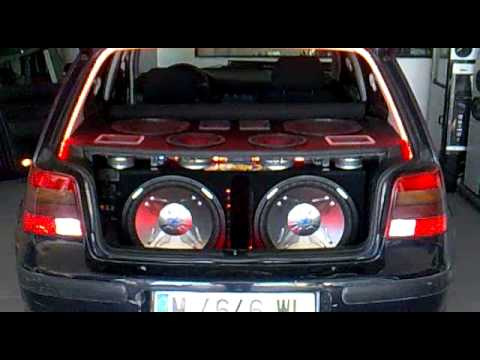Golf Iv Car Audio Sonisegur Youtube