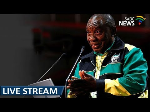 Exclusive interview with the ANC President Cyril Ramaphosa