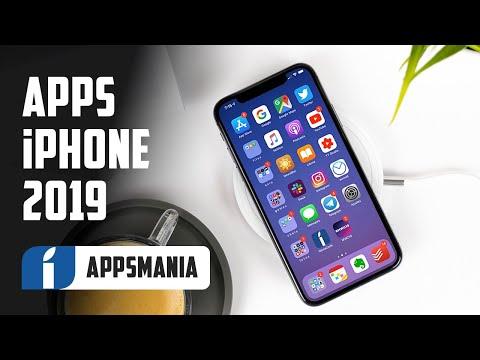 Top 7 apps imprescindibles para iPhone del 2019
