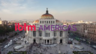 ibtm AMERICAS with EVINTRA 2018