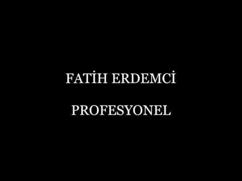 Fatih Erdemci  Profesyonel