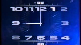 Часы и заставка программы Время (Первый канал, 15.12.2004)