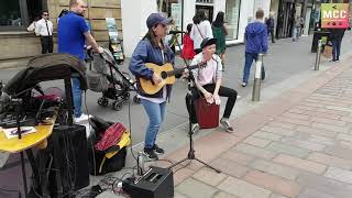Amazing street cover of Ed Sheeran (The A Team)