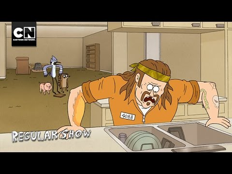 Harry And Leroy I Regular Show I Cartoon Network