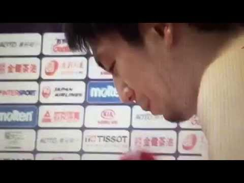 Heijima in tears with Japan media
