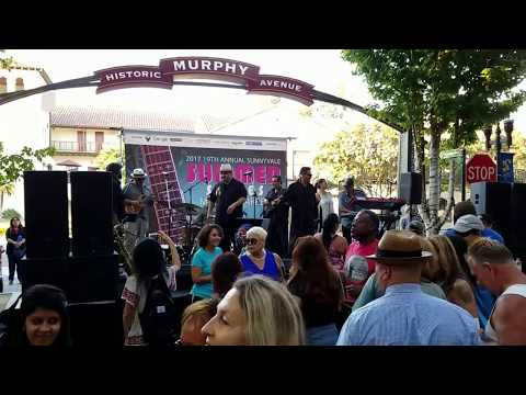 Suavecito by Tortilla Soup - Summer Concerts Downtown Sunnyvale 8-23-17