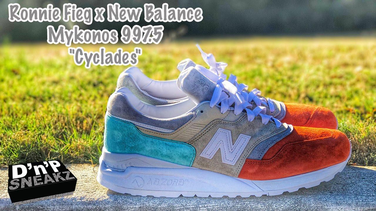 check out 6d281 04f2e Ronnie Fieg x New Balance Mykonos 997.5