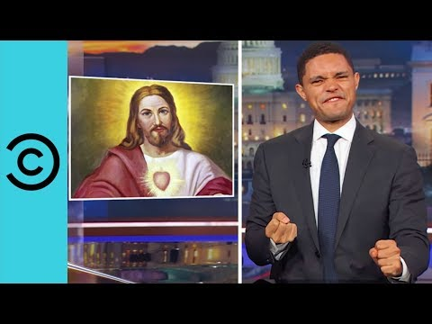 The Daily Show | If Jesus Spoke Like Trump | Comedy Central